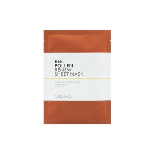 Missha - Missha Bee Pollen Renew Sheet Mask 25ml