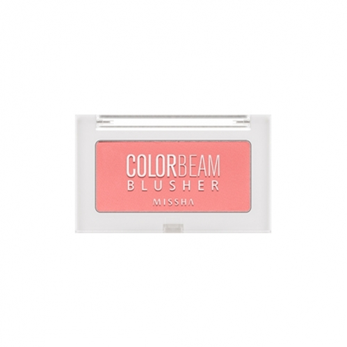 Missha - Missha Colorbeam Blusher (CR01) (Peach Puree) 5g