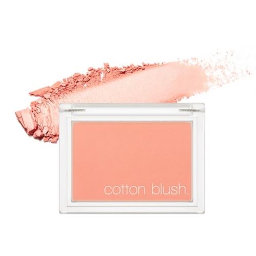 Missha - Missha Cotton Blusher (Picnic Blanket) 4g