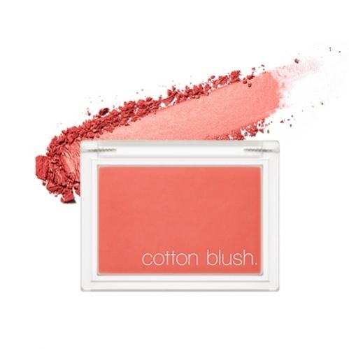 Missha - Missha Cotton Blusher (Sunny Afternoon) 4g