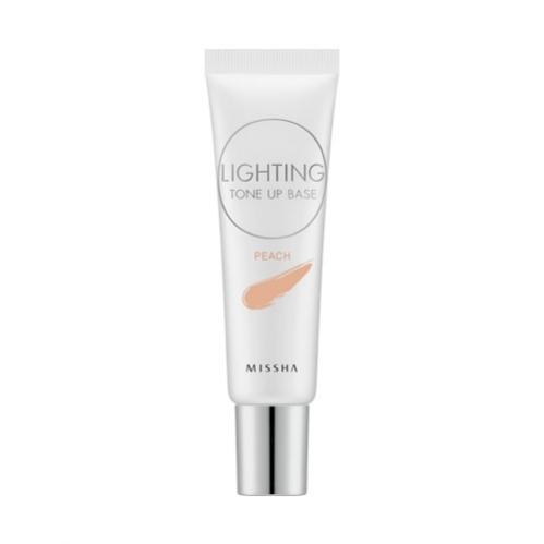 Missha - Missha Lighting Tone Up Base SPF30 PA (Peach) 20ml
