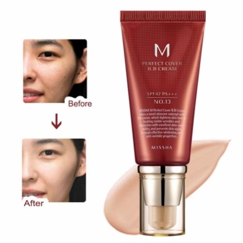 Missha - Missha M Perfect Cover BB Cream No: 13 50ml