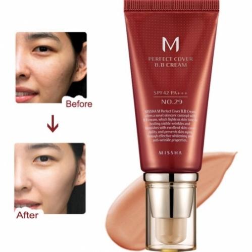 Missha - Missha M Perfect Cover BB Cream No: 29 ( 50 ML 50ml