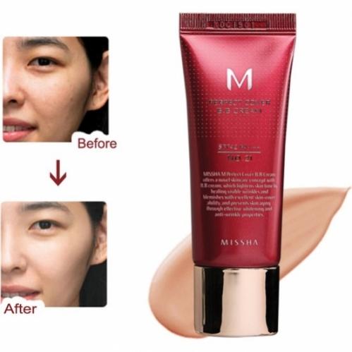 Missha - Missha M Perfect Cover BB Cream No: 23 ( 20 ML ) 20ml