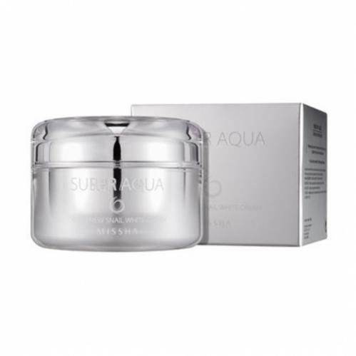 Missha - Missha Super Aqua Cell Renew Snail White Cream 47ml