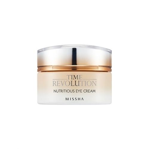 Missha - Missha Time Revolution Nutritious Eye Cream 25ml