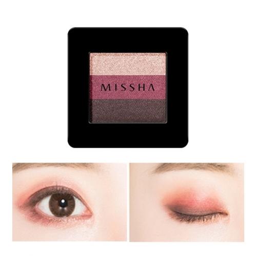 Missha - Missha Triple Shadow (No.11/Red Hombre) 2g