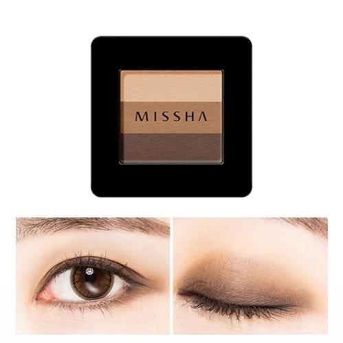 Missha - Missha Triple Shadow No.7 (Sand Wave) 2g