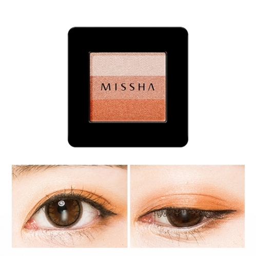 Missha - Missha Triple Shadow No.8 (Orange Parade) 2g
