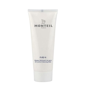Monteil Pure-N Oil Control Cleansing Mask 75ml
