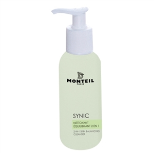 Monteil Synic 2in 1 Blancing Cleanser Refil 200ml