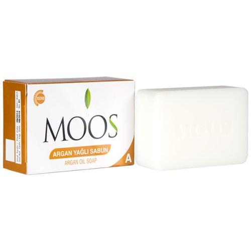 Moos Ürünleri - Moos-A Sabun Argan Yağlı 100gr