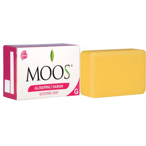 Moos Ürünleri - Moos-G Sabun Gliserinli 100gr