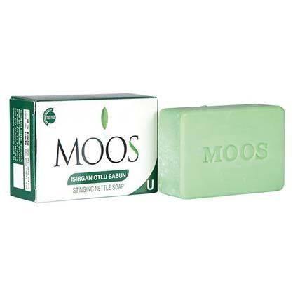Moos Ürünleri - Moos-U Sabun Isırgan Otlu 100gr
