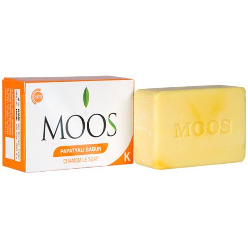 Moos Ürünleri - Moos-K Sabun Papatyalı 100gr