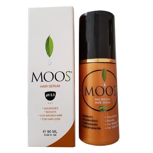 Moos Ürünleri - Moos Saç Dökülmesi Karşıtı Serum 90ml