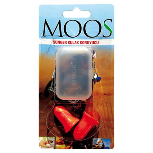 Moos Ürünleri - Moos Sünger Kulak Tıkacı 2'li