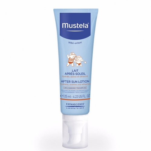 Mustela Ürünleri - Mustela After Sun Hydrating Lotion 125ml