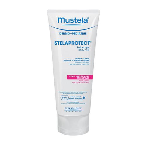 Mustela Ürünleri - Mustela Stelaprotect Body Milk 200ml - Vücut Sütü