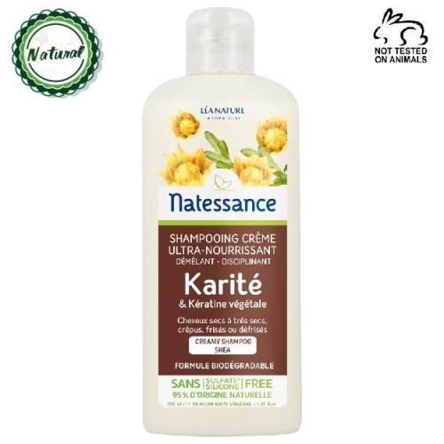 Natessance - Natessance Shea Yağı Besleyici Şampuan 250 ml