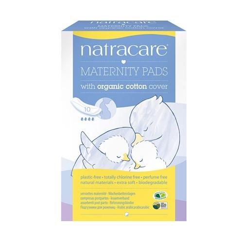 Natracare Ürünleri - Natracare Maternity Pads - Doğum Sonrası Ped 10 Adet