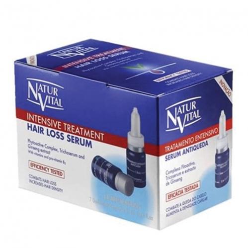 NATUR VITAL - Natur Vital Hair Loss Serum 7 x 12ml