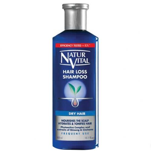 NATUR VITAL - Natur Vital Hair Loss Shampoo Dry Hair 300ml