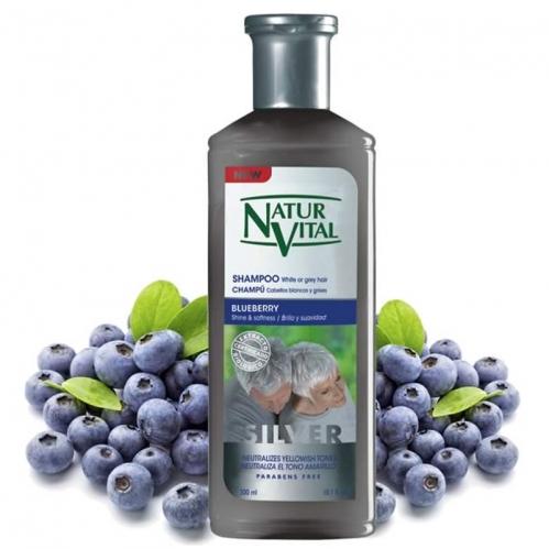 NATUR VITAL - Natur Vital Silver Şampuan 300 ml