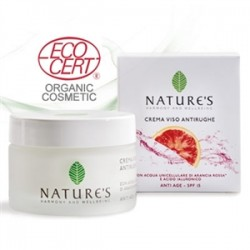 Natures - Natures Acque Anti-Aging Face Cream Spf15 50ml