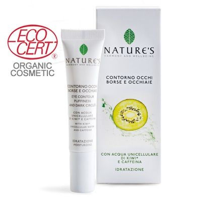 Natures - Natures Acque Eye Contour Puffiness And Dark Circles 15 ml