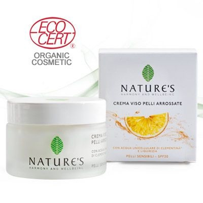 Natures - Natures Acque Protective Face Cream Reddened Skin SPF20 50 ml