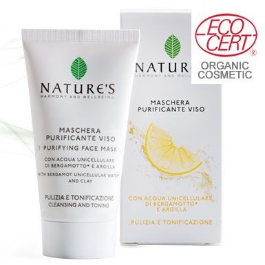 Natures - Natures Acque Purifying Face Mask 50 ml