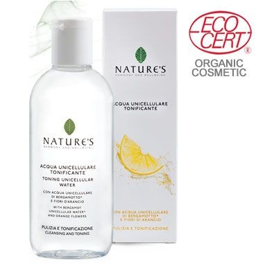 Natures - Natures Acque Toning Unicellular Water 200 ml