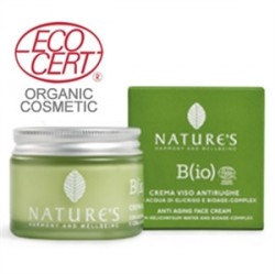 Natures - Natures Bio Anti-Aging Face Cream 50 ml