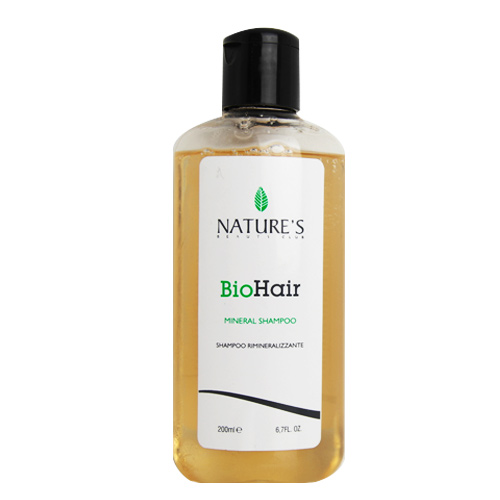 Natures - Natures BioHair Mineral Şampuan 200ml