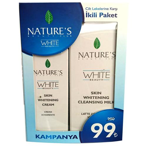 Natures - Natures Leke Karşıtı İkili Paket