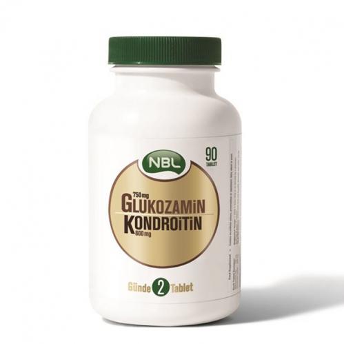 NBL - Nbl Glukozamin Kondroitin 90 Tablet