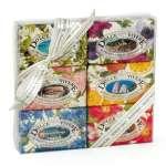 Nesti Dante Sabun Duş Jeli - Nesti Dante Kit Collection Dolce Vivere 6x150gr