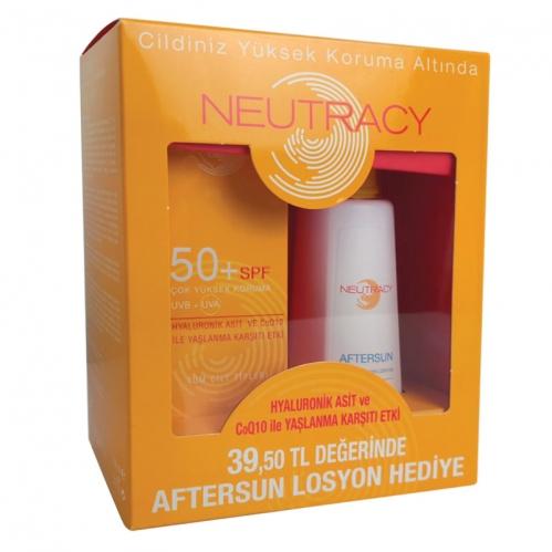 Neutracy - Neutracy SPF50 Güneş Losyonu 150ml + After Sun Losyon 150ml HEDİYE