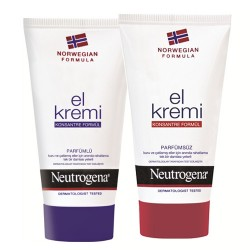 Neutrogena Ürünleri - Neutrogena El Kremi 75ml