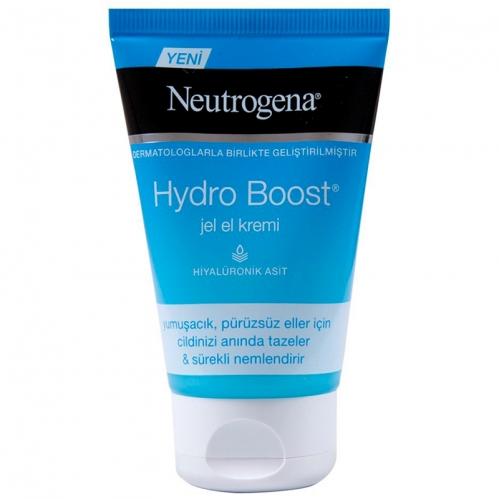 Neutrogena Ürünleri - Neutrogena Hydro Boost Jel El Kremi 50ml