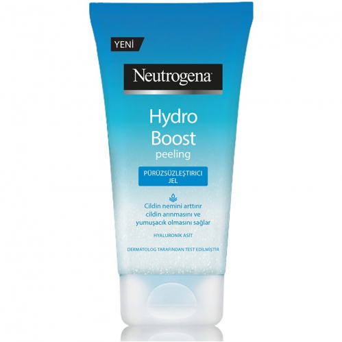 Neutrogena Ürünleri - Neutrogena Hydro Boost Peeling Jel 150ml