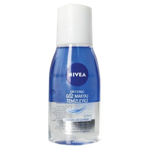 Nivea Ürünleri - Nivea Çift Etkili Göz Makyaj Temizleyici 125ml