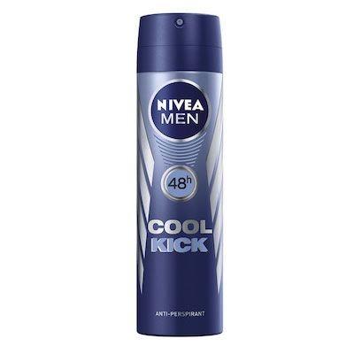 Nivea Ürünleri - Nivea For Men Cool Kick Sprey Deodorant 150ml