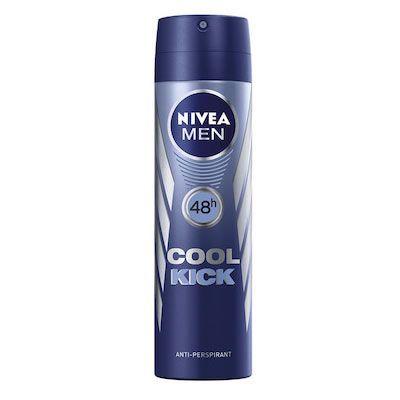 Nivea For Men Cool Kick Sprey Deodorant 150ml