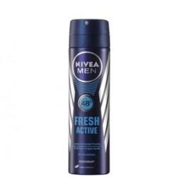 Nivea Ürünleri - Nivea Man Fresh Deodorant Erkek 150ml