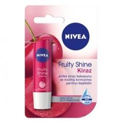 Nivea Ürünleri - Nivea Fruity Shine Dudak Koruyucu 4.8gr