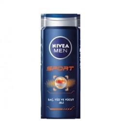Nivea Ürünleri - Nivea Sport Duş Jeli 500ml