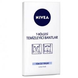 Nivea Ürünleri - Nivea T-Bölgesi Temizleyici Bantlar