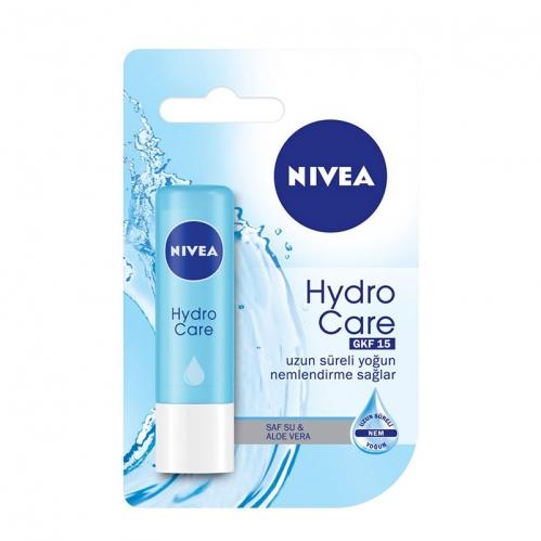 Nivea Ürünleri - Nivea Uzun Süreli Yoğun Nemlendirme Saf Su & Aloe Vera 4.8gr